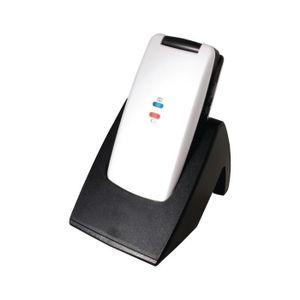 TELEPHONE PORTABLE SENIOR Téléphone mobile à clapet pour les séniors