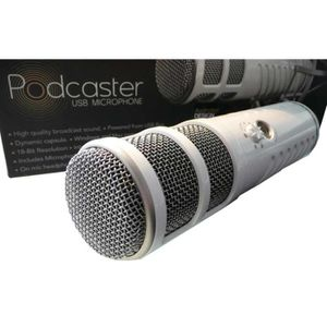 MICROPHONE - ACCESSOIRE Micros Studio PODCASTER PODCASTER 0