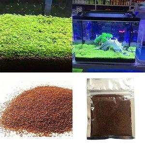STICKERS DE NOËL Fish Tank Aquarium Plant Graines Aquatique Eau Her