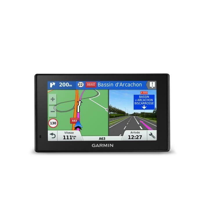 GARMIN GPS auto DriveSmart 50 CE LMT - 5\