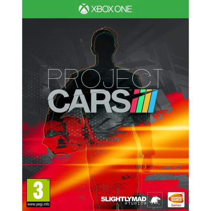 Project Cars - Jeu Xbox One