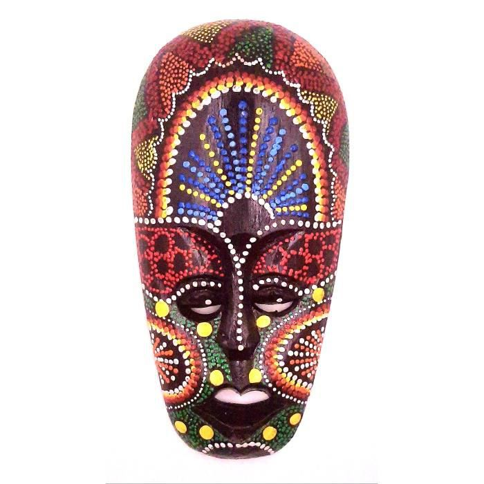 masque africain a vendre
