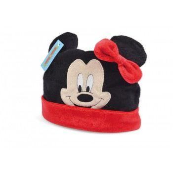 5c50830f0ef Bonnet Minnie rouge Naissance - 1 an - Achat   Vente bonnet ...