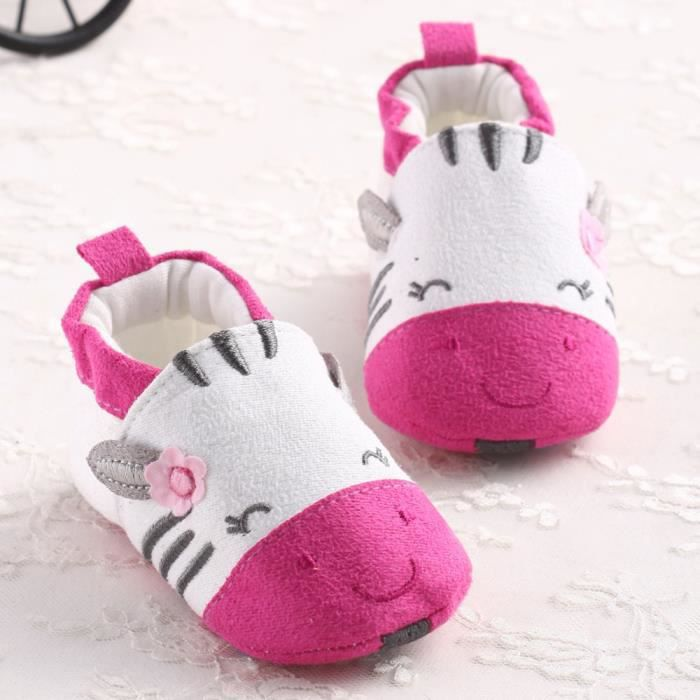 BOTTE Mignon Enfant En Bas Âge Bébé Filles En Peluche Doux Semelle Anti-dérapant Chaud Neige Chaussures De Neige@RougeHM sA5TBaL9