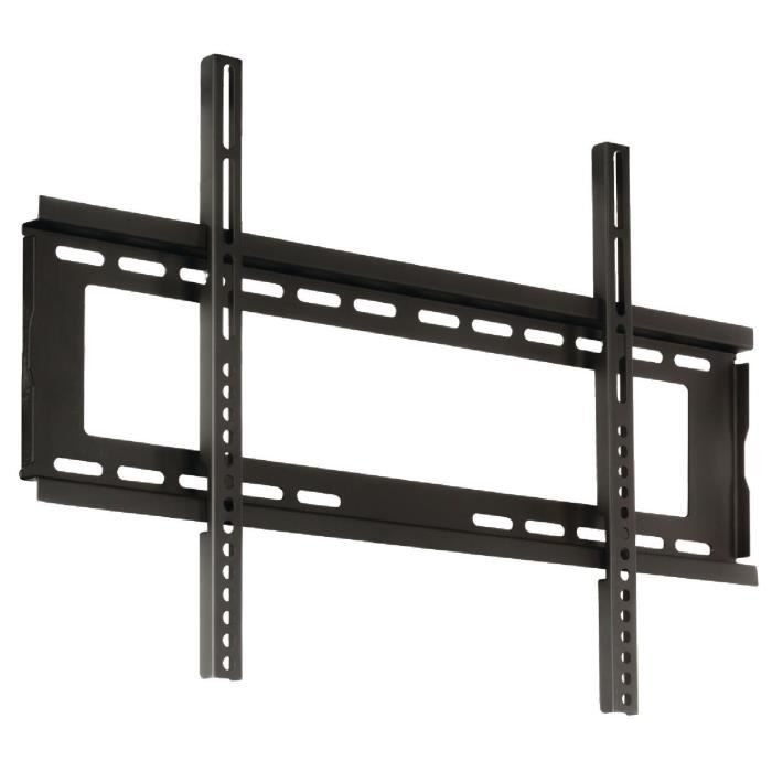 supports tv achat vente supports tv pas cher cdiscount. Black Bedroom Furniture Sets. Home Design Ideas