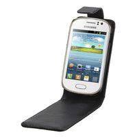 HOUSSE - ÉTUI Flip Leather Magnetic Case For Samsung S6812 Galax