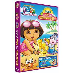 DVD INTÉRACTIF DVD Dora, vive les vacances !