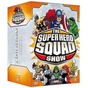 DVD FILM DVD Coffret Super Heros Squad, saison 1