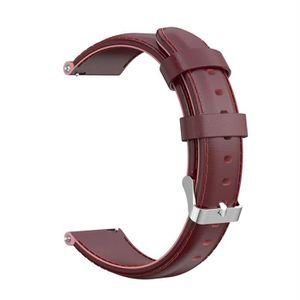MONTRE MONTRE BRACELET Remplacement en cuir du bracelet m