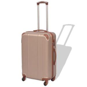 SET DE VALISES Magnifique  Ensemble de valises a roulettes quatre