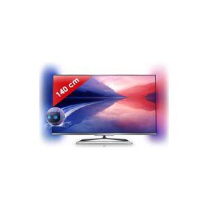 Téléviseur LED TV LED plus de 52 pouces PHILIPS - 55PFL6678K/12 E