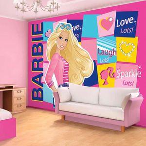 Papier Peint Chateau Et Princesses Disney Achat Vente Papier