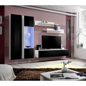 MEUBLE TV PRICE FACTORY - Meuble TV FLY A5 design, coloris b