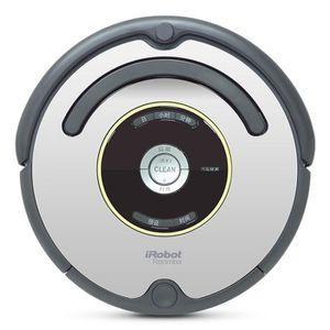 ASPIRATEUR ROBOT iRobot Roomba 651 Aspirateur Robot balayage-Gris