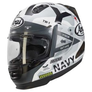 CASQUE MOTO SCOOTER Protections Casques Arai Chaser X