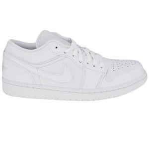 size 40 9ca9e db603 BASKET Baskets Nike Air Jordan 1 Low 553558-111 ...
