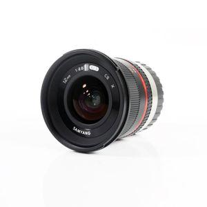 OBJECTIF Samyang 12mm F2 NCS CS Objectifs pour Fujifilm X M