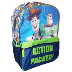 PELUCHE Action de sac à dos pour enfants Toy Story 4 Pixar