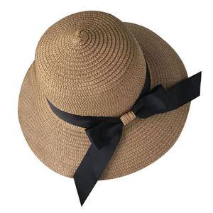 623f697f74d74 Chapeau de paille femme - Achat / Vente pas cher - Soldes d'été dès ...