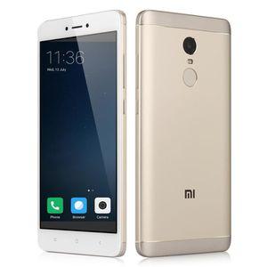 SMARTPHONE Xiaomi Redmi Note 4X 4G Smartphone 4GB RAM 64GB RO
