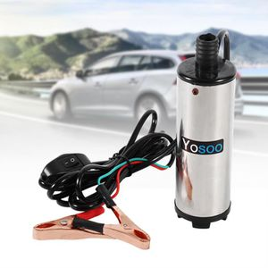BOUCHON DE VIDANGE Pompe à essence électrique 12V Pompe de transfert