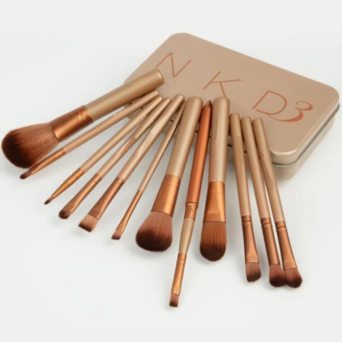 12pcs 1set nouveau maquillage professionnel 3 achat for Decorateur professionnel 3 en 1