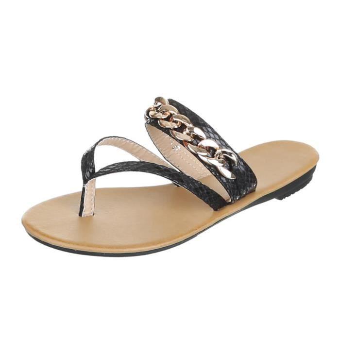 Chaussures femmes sandales serpents OPTIQUES Escarpins noir