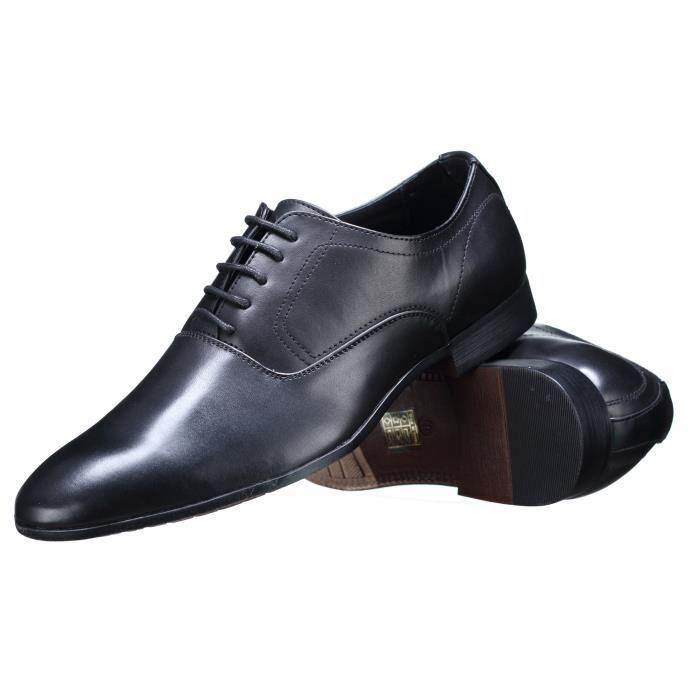 Chaussure Derbie Reservoir Shoes Milo V2 Black ... 97Plu8H1wl