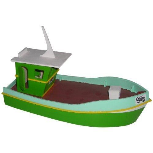 maquette bateau de peche achat vente jeux et jouets pas chers. Black Bedroom Furniture Sets. Home Design Ideas