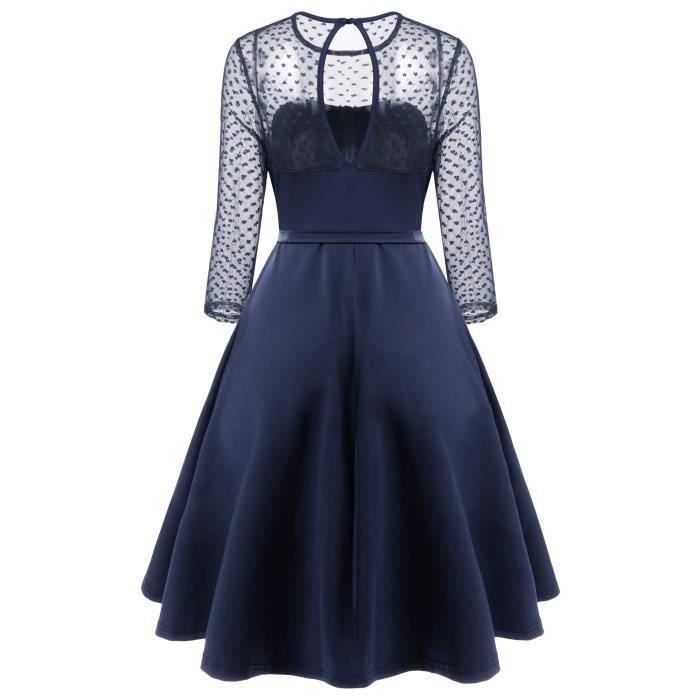 robe de femme vintage et élégant