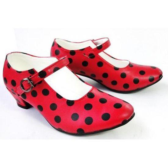 Chaussures escarpin de danse FLAMENCO 33 eeAVBAMRIN