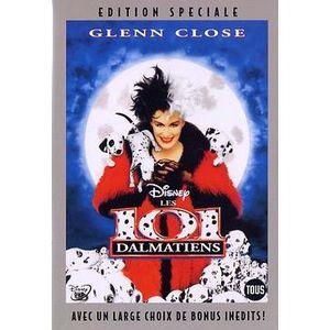 DVD DESSIN ANIMÉ LES 101 DALMATIENS (Walt Disney)
