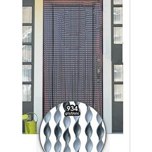 Rideau de porte plastique achat vente pas cher - Rideaux de porte exterieur ...
