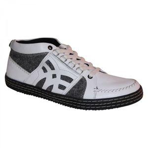 BALLERINE samples shoes FENCHURCH FENGILL WHITE MEN
