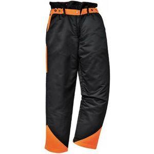 9f36bf9bf0aeb Pantalon de travail forestier FELIN spécial tronçonneuse classe 1 ...