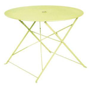 Achat Ronde Vente Pas Pliante Table Cher dBeroWCx
