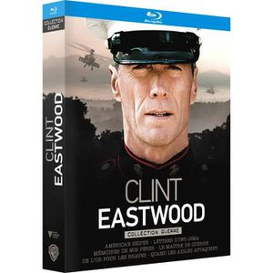 BLU-RAY FILM Clint Eastwood Collection Guerre - Coffret Blu-Ray