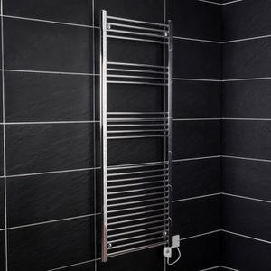 SÈCHE-SERVIETTE ÉLECT Wärmehaus ® Sèche-serviettes électrique avec therm