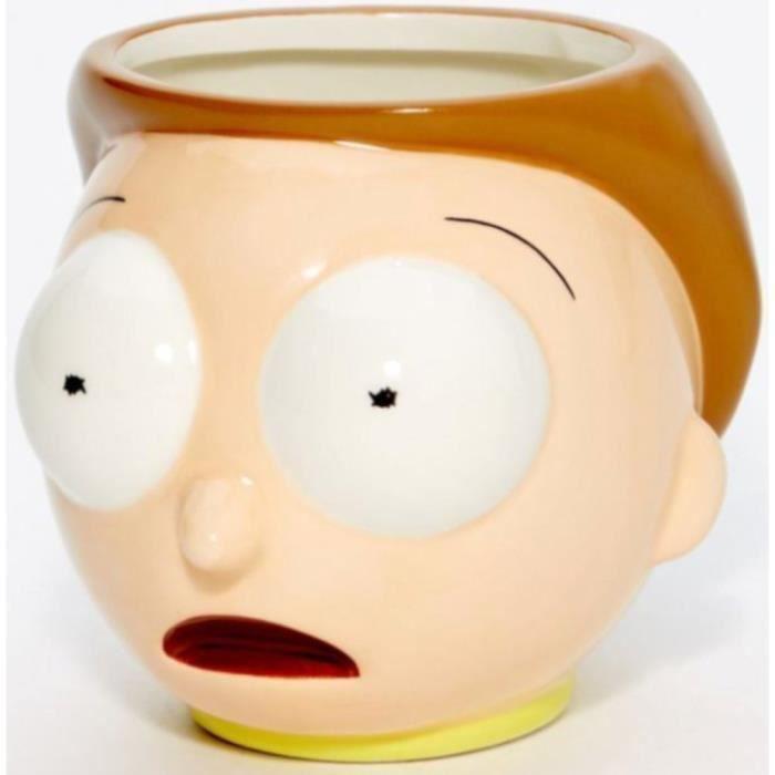 Mug Rick et Morty - Morty 3D