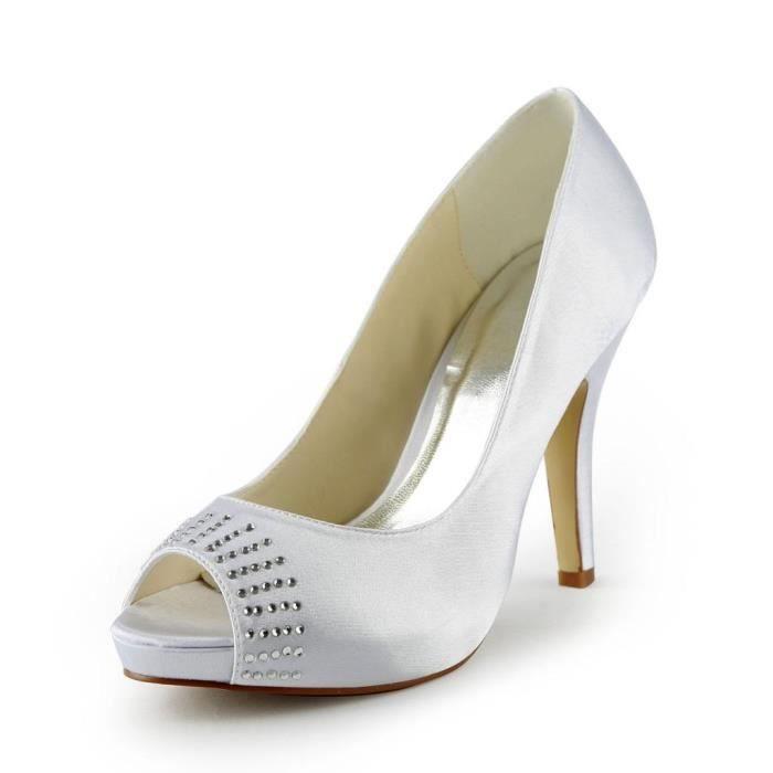 Jia Jia Wedding 37031 chaussures de mariée mariage Escarpins pour femme