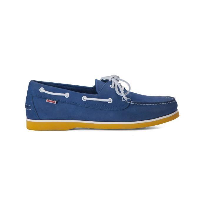 Bateau Bleu Jaune Americasual Aigle Chaussures Achat Homme fax0wRv