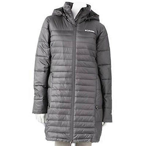 Powder Long Femmes Veste Columbia Hiver Puffer Multi Longue Pillow zxwvCdCgq