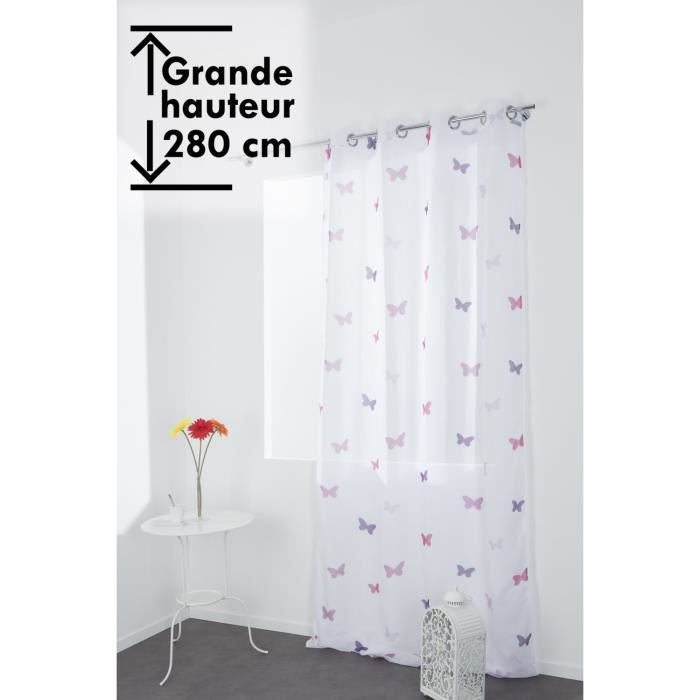 Voilage Chambre Fille