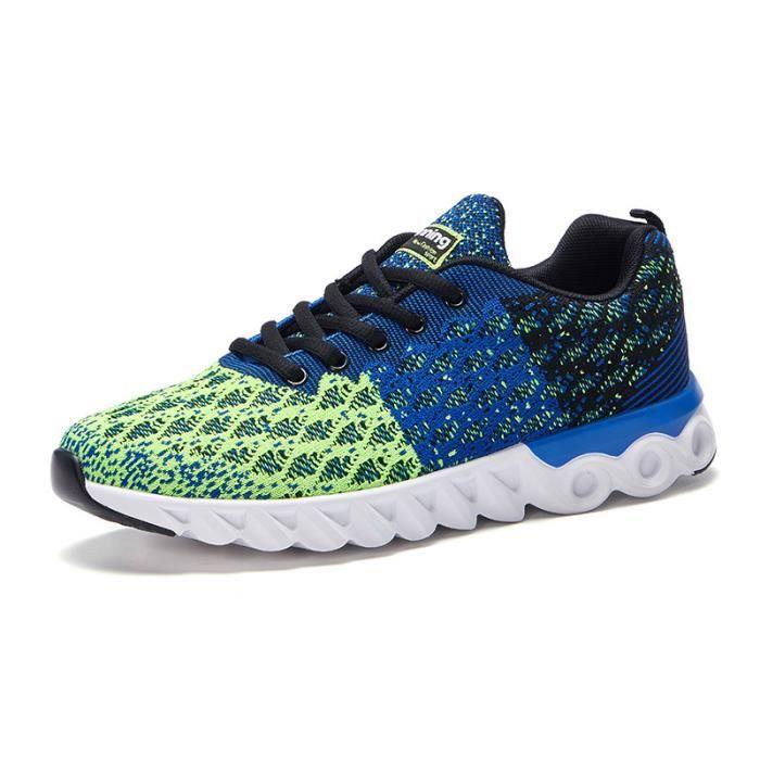 Chaussures de sport pour hommes Chaussures de course en maille respirante 4IbJZE