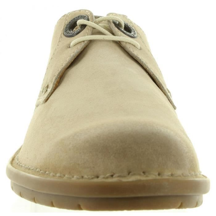 Chaussures pour Homme KICKERS 320947-60 VIKANG 11 BEIGE