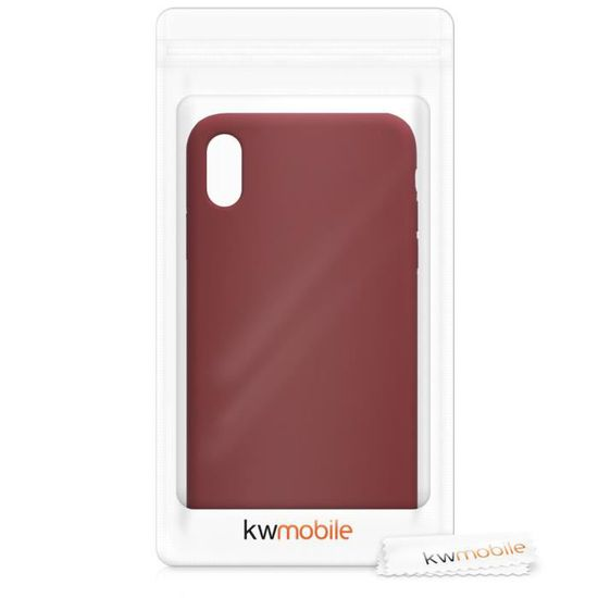 kwmobile coque apple iphone xs max