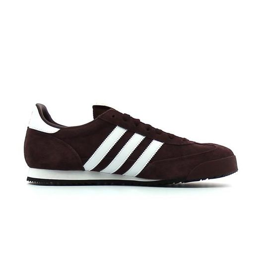 adidas dragon bordeaux homme