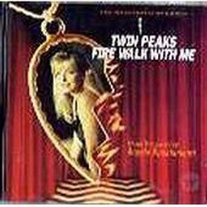 CD MUSIQUE DE FILM - BO TWIN PEAKS