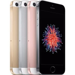 SMARTPHONE RECOND. iPhone SE 64 Go Argent Occasion - Comme Neuf