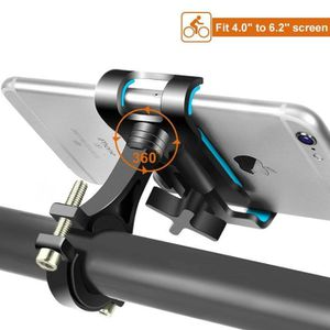 FIXATION - SUPPORT Support Telephone Velo Moto Support Smartphone Alu